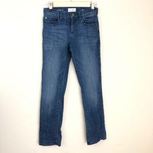 DL1961 Brady Slim Bangal Junior Jeans Size 12/0